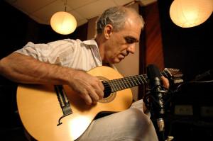 O músico Jaime Alem / Foto: Bruno Prada