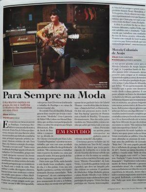 Rolling Stone - Em Estúdio