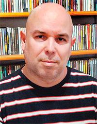 Mauro Ferreira em foto de Rodrigo Amaral