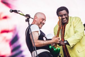 Ira e Tony Tornado no Rock in Rio