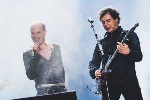 Barão Vermelho e Ney Matogrosso na abertura do Rock in Rio 2015 celebra os 30 anos