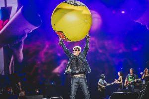 Blitz na abertura do Rock in Rio 2015 celebra os 30 anos