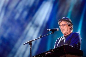 Ivan Lins na abertura do Rock in Rio 2015 celebra os 30 anos