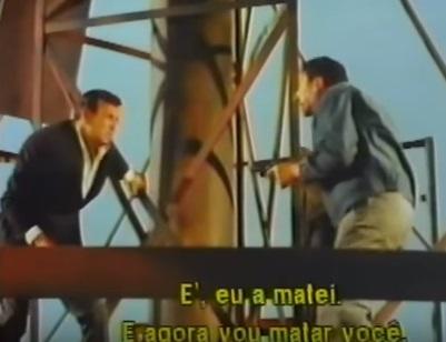 O embate entre o médico e o homem de um braço só