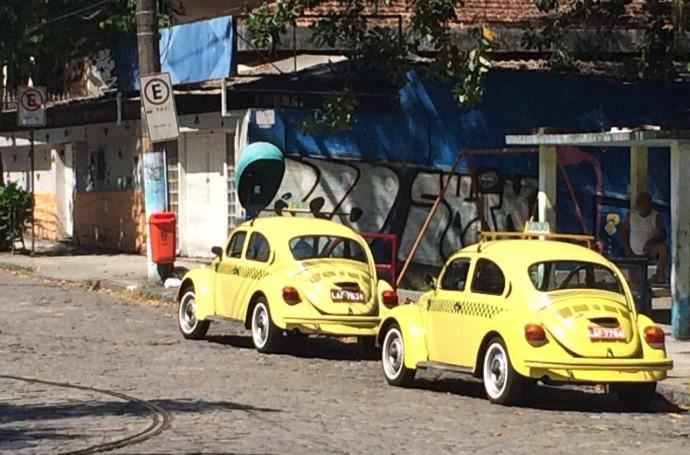 Táxi Fusca