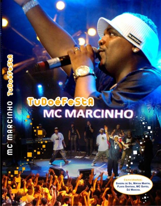 MC GOSPEL CD GRATIS MARCINHO BAIXAR