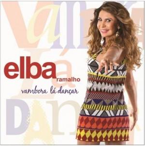 Elba Ramalho no CD Vambora Lá Dançar