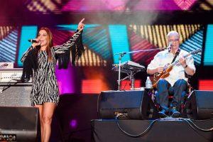 Paralamas do Sucesso e Ivete Sangalo na abertura do Rock in Rio 2015 celebra os 30 anos