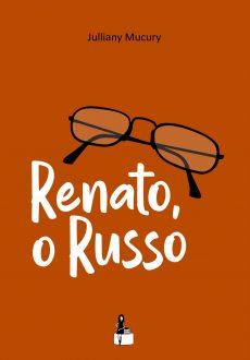 Renato, o Russo - Capa laranja